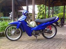 Modifikasi Motor Shogun by Modifikasi Motor Suzuki Shogun R 110 Thecitycyclist