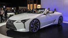 lexus lc convertible could be coming to the goodwood festival of speed autoblog