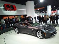 2014 Corvette At Detroit Auto Showjpg  Wikimedia