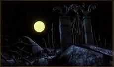 Graveyard Nightmare Before Background Images
