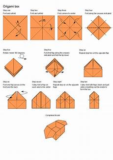 origami box diagram by alin463 on deviantart