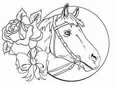 Malvorlage Pferd Mandala 30 Kinder Malvorlagen Tiere Zum Ausdrucken Und Ausmalen