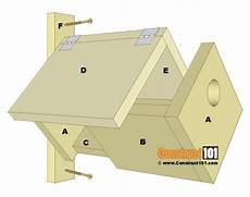 bluebird house plans pdf simple bluebird house plans with images bird house