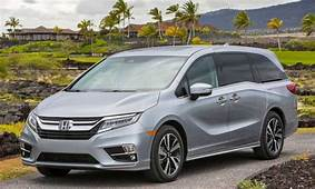 2021 Honda Odyssey Release Date Price And Exterior