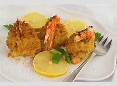 crabmeat stuffed shrimp_image