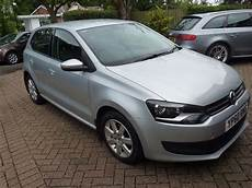 low mileage vw polo 1 2 60 plate 2010 silver in