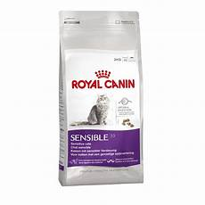 royal canin sensible 33 cat food 10kg feedem