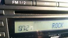 mazda mx5 nc radio display issues