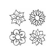 Ausmalbilder Blumen Einfach Quot Blumen Zum Ausmalen Quot Stockfotos Und Lizenzfreie