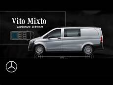 Der Vito Mixto Im Konfigurator