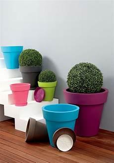 Gros Pots Color 233 S De Jardin Centrakor Avec Images Gros