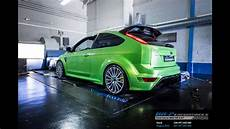 dia show tuning 401ps 597nm im ford focus mk2 rs br