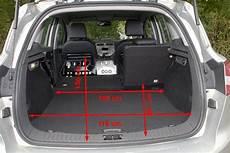 ford kuga kofferraum maße allrad magazin fahrberichte ford kuga 2 0 tdci 4x4 seite 8