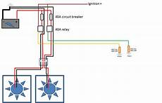 thermofan wiring diagram auto electrics ozfalcon ford falcon owners club
