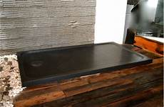 Receveur De 160x90 En Granit Noir Et Luxueux
