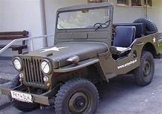 jeep willys kaufen willys jeep cj 3a kultfahrzeug bj 1949 foto bild