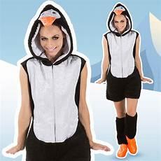 pinguin kostüm selber machen n 228 hanleitung pinguin kost 252 m selber machen buttinette