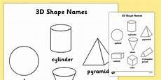 3d shapes worksheets color by number 1056 3d shapes words colouring sheets 2d shape colouring play 3d shape