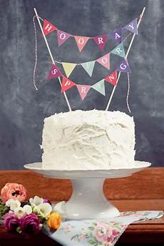236 best free mini cake bunting printable images on