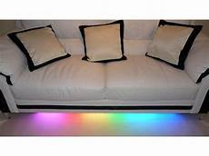 led sofa colour changing led sofa kit furniture lighting