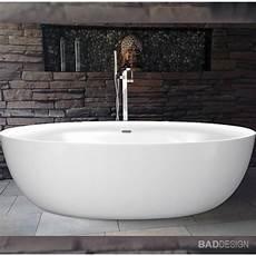 freistehende badewanne an die wand stellen bernstein design badewanne freistehende wanne terra acryl