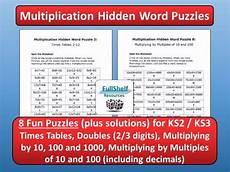 multiplication ks2 by fullshelf teaching resources tes