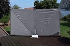 leco mobiler sichtschutz gartensichtschutz sonnenschutz