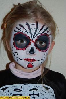 Gruselig Schminken Kinder - kinderschminken facepainting raffini kinderevents