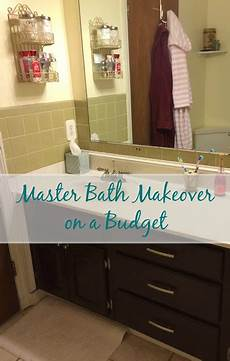 real girl s realm master bath makeover on a budget