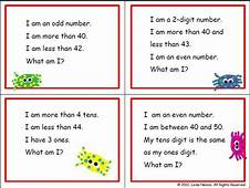 Remote Learning Math 1st/2nd Grade Riddles  Addition