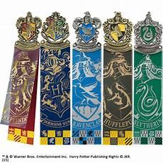 official harry potter hogwarts house crest banner