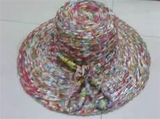 sombrero de papel reciclado de revistas youtube
