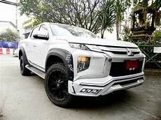 2019 mitsubishi triton adventure bodykit car accessories