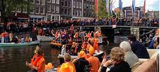 Celebrate King S Day In Amsterdam Travel In Amsterdam