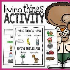 sorting living things worksheets 7894 living and nonliving things sorting activity and poster science ideas living nonliving