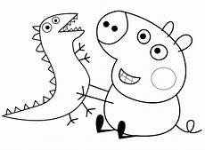 Peppa Pig Ausmalbilder Gratis Peppa Pig Coloring Pages To Print For Free And Color