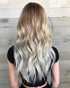 ombre look blond 28 coolest ombre hair color ideas in 2020
