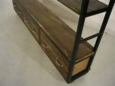 Regal Industrial Style - regal industrie style b 252 cherregal metall vintage