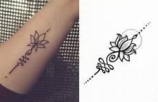 tattoos und ihre bedeutung buddhistische symbole bedeutung unalome handgelenk