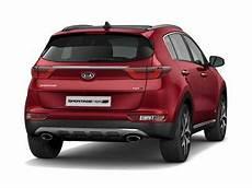 New Kia Sportage Car Configurator And Price List 2018