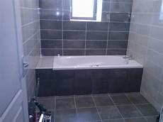 pose de baignoire carrelage bordure baignoire atwebster fr maison et mobilier