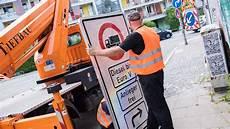 Diesel Fahrverbot Schilder Werden Montiert Ndr De