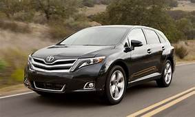 2013 Toyota Venza Pictures/Photos Gallery  The Car Connection