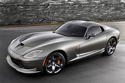 2014 SRT Dodge Viper GTS Anodized Carbon Special Edition