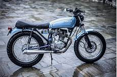 Nepal S Rs Moto Cg125 The Bike Shed