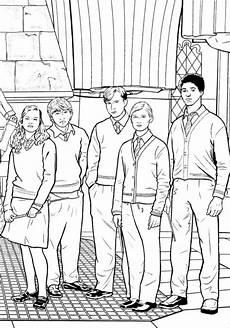 Ausmalbilder Zum Ausdrucken Harry Potter Harry Potter Ausmalbilder Hermine Kinder Ausmalbilder