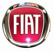 fiat grande punto panda front grille badge logo emblem