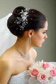 Brautfrisuren Mit Schleier Und Diadem