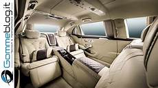 Mercedes Maybach S600 Pullman Interior Review Top Luxury