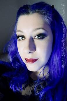 coloration cheveux bleu coloration cheveux bleu electrique directions color mania